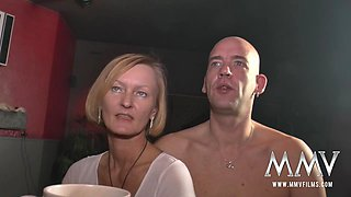 MMV FILMS Real Amateur German Swingers