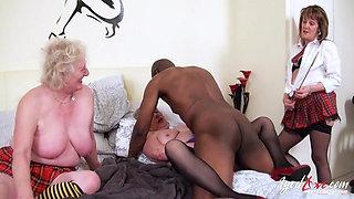 Trisha, Pandora and Claire Knight