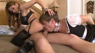bi female domination