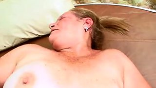 Not Sufficiently Cum For This Old Granny