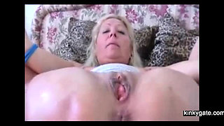 fisting wide open slave Angela