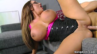 Biggest tits on Bangbros