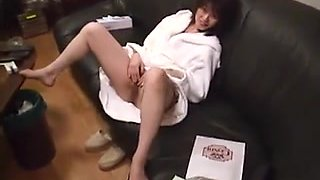 Japanese Wife Pierced Vagina Play