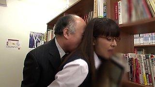 Crazy Japanese girl Marie Konishi, Mao Hamasaki, Suzu Narumi, Nana Ninomiya in Amazing college, public JAV movie