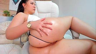 Novinha big ass