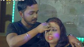 Maza Aa raha hai na Bhabhi - Devar Bhabhi Massage Sex