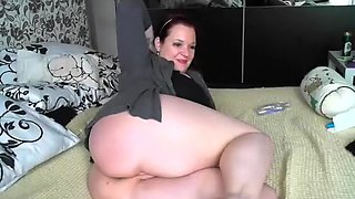 Amazing amateur Ass, BBW porn video