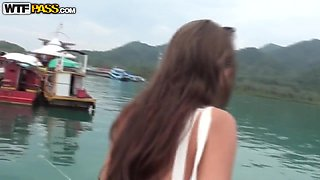 Thailand holiday fuck with an awesome teen pornstar