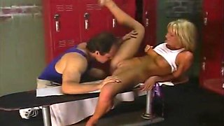 Pussy Mone Anal Sex With Her Gym Coachers