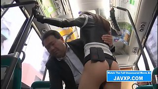 The Bus In Japan Is Not Safe