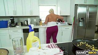 Huge Ass Maid