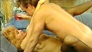Sharon Kane Gets Poled