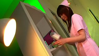 Honami Isshiki Uncensored Hardcore Video with Gangbang, Facial scenes