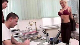 German Mom And Doctors Xxx video