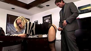 XXXJoX Nicole Aniston Bad Secretary