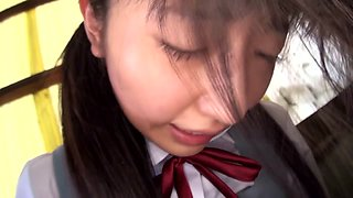Cocoa Aisu in Forced To Swallow - JapansTiniest