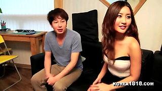 KOREA1818.COM - Lucky Virgin Gets to Fuck Hot Korean Babe!