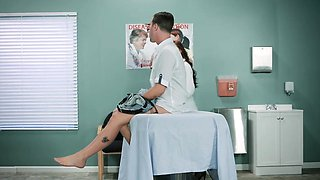 Brazzers - Doctor Adventures - Dick Stuck In