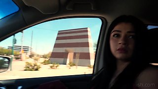 Phat Ass Arab Girl Motel Drilled By Big Black Cock