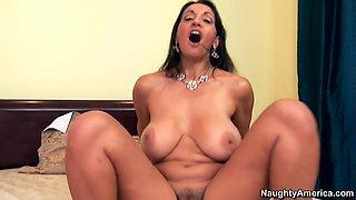 Persia Monir & Seth Gamble in My Friends Hot Mom