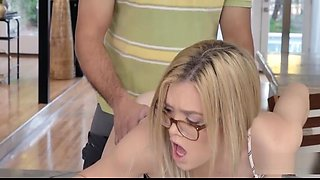 Forcing Daughter And Fucking- Katie Kush