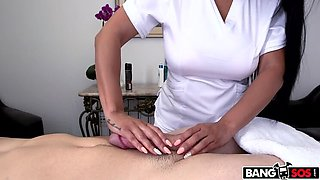 Massage with a happy ending