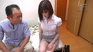 Riho Fujimori - Turned Into A Woman For Carnal Pleasure By A Domineering Private Tutor