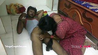 Desi Indian Mature Couple Fucking On The Floor