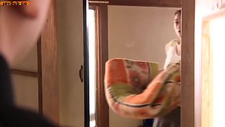 Maki Hojo - Apartment Whore - Wife Falls Into Lust Hell